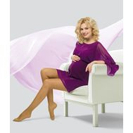 Колготы для беременных прозрачные VENOTEKS TREND (арт. 1С400)(артикул: 1С400), фото